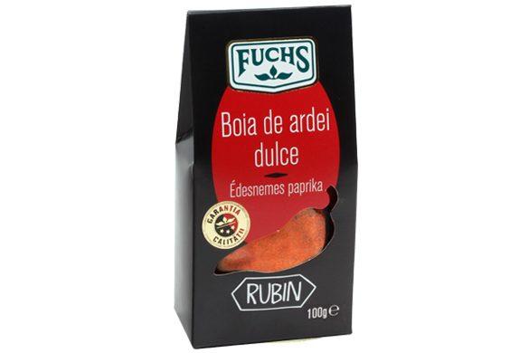 Boia de ardei dulce Rubin